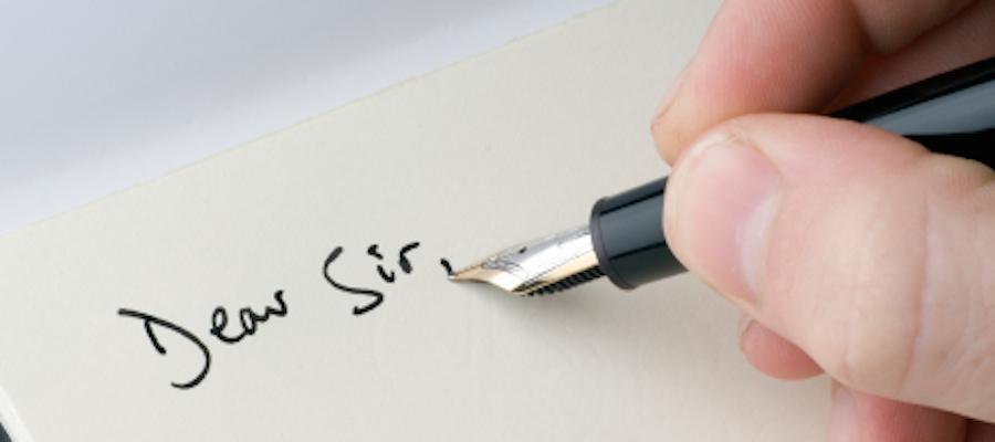 cara membuat surat resign