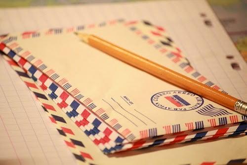 Contoh surat pribadi yang baik dan benar