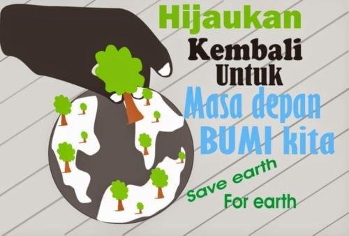 6200 Gambar Poster Ayo Selamatkan Hewan Dan Tumbuhan Gratis Terbaru